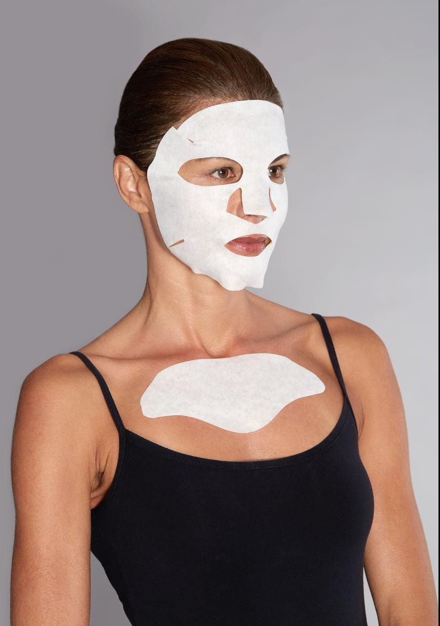 Hyamira Lifting Mask Applicazione