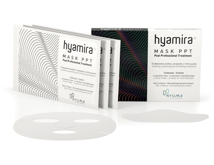 Hyamira Mask Ppt